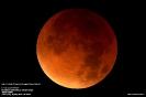 Eclissi totale di Luna al perigeo (Luna Rossa)