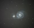 M51, una prima prova