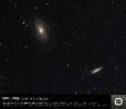 M81+M82 LRGB+Ha