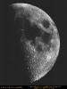 Luna al primo quarto