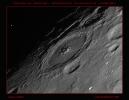 Luna - Cratere Petavius