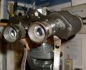 Zeiss silvamar 6x30 1912  particolare attacco x cavalletto